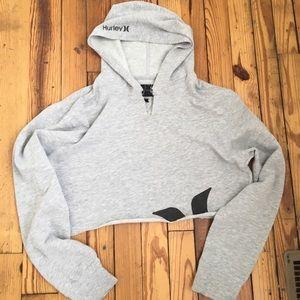 Cropped Hurley sweatshirt
